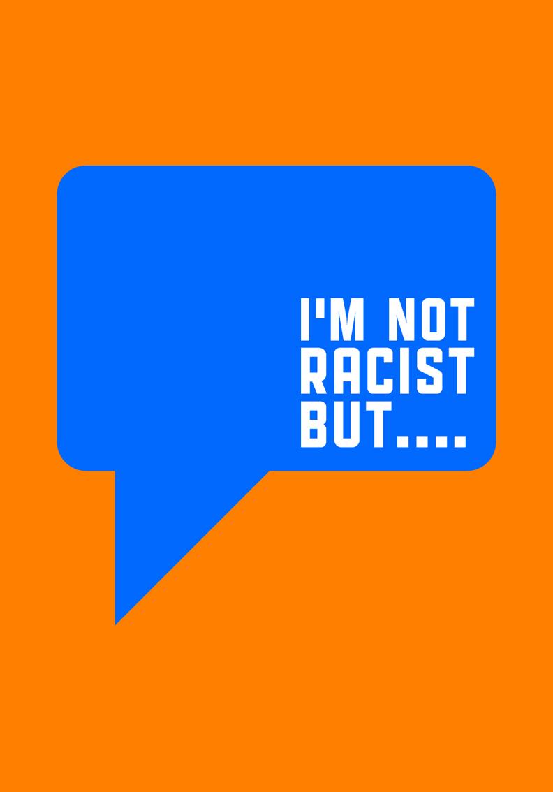 i e in no way racist however essay