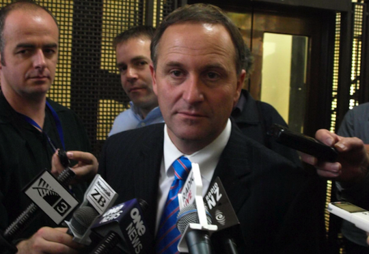 John Key 2 - Image by Scoop Media