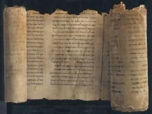 Qumran-Prophecy Scrolls
