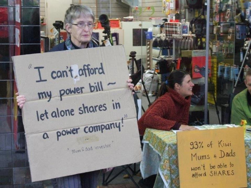 the reality of power shares
