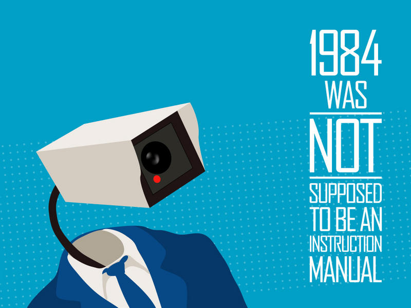 1984 Was Not an Instruction Manual