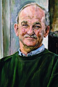 Gerald Hensley. Image sourced from Booksellers.co.nz.