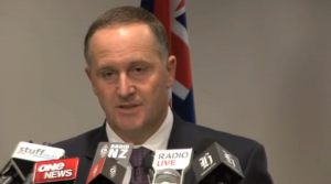 Prime Minister John Key announces his remedy to the GCSB scandal.