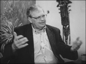 Rt Hon David Lange, 1996. Image by Selwyn Manning.