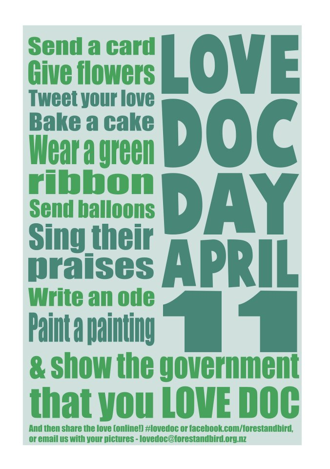 love doc day April 11th