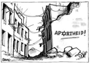 Malcolm Evans' cartoon that framed Israel's oppression in the Palestinian territories had him sacked from the NZ Herald.