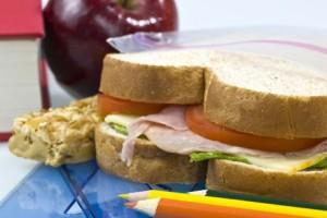 schoollunchsandwich