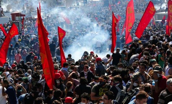 Istanbul-Protests