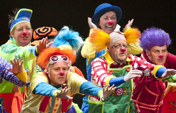 The National Party Front Bench Clown Show 171 The Daily Blog
