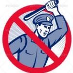 No batons