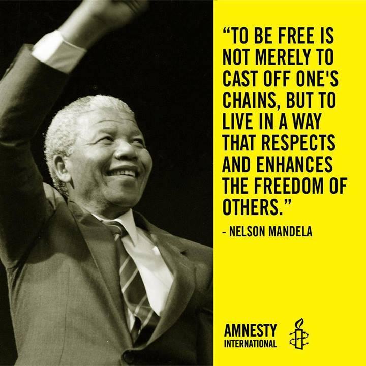 Famous Quotes Of Nelson Mandela: Happy Birthday Nelson Mandela