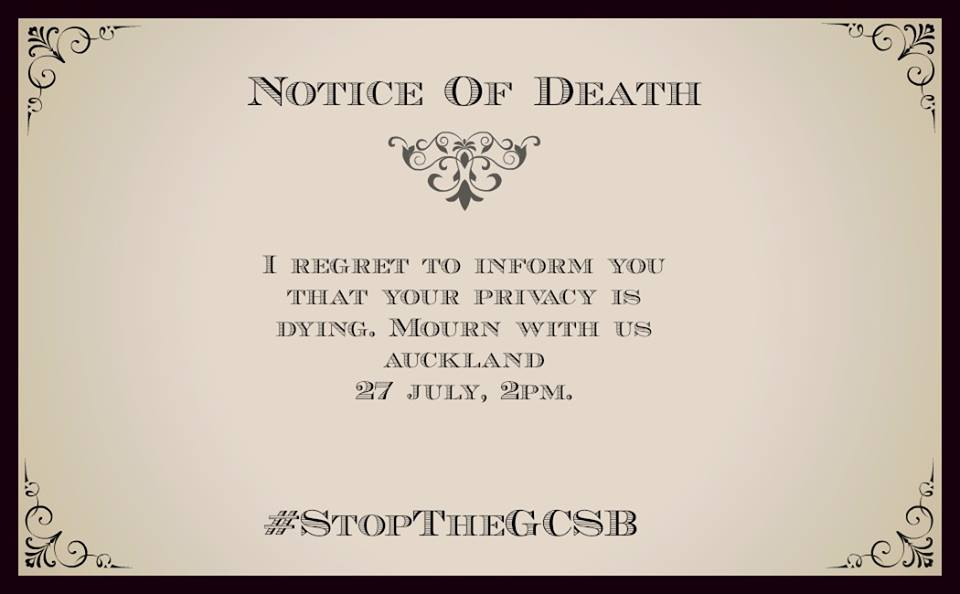Nz Death Notice 171 The Daily Blog