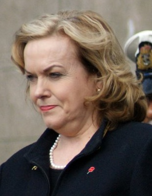 Judith Collins. Image sourced from WikiCommons.
