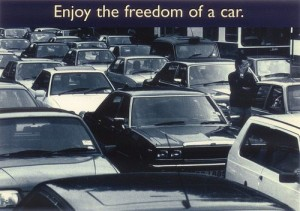 Freedom of a car