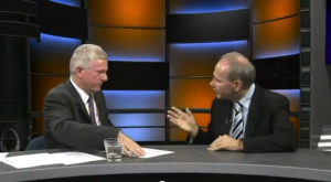 FaceTV interview between Selwyn Manning and Len Brown, August 21, 2012.