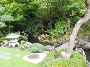 Fukuoka gardens Auckland zoo