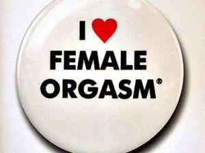 female orgasm button