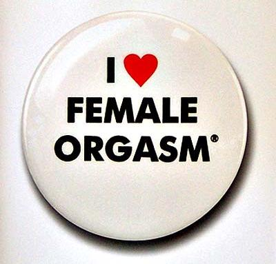 female orgasm button