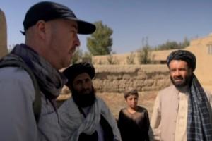 Jon Stephenson in Afghanistan.