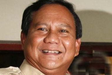 Prabowo Subianto, retired Kopassus general, is hopeful of becoming Indonesia's president.