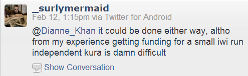 Surleymaid quote Twitter