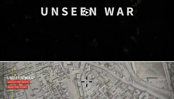 Unseen War ... one of the trilogy of Exposing the Invisible films.