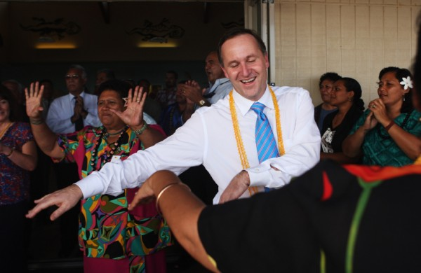 John Key Embarks On Pacific Islands Visit - Day 3