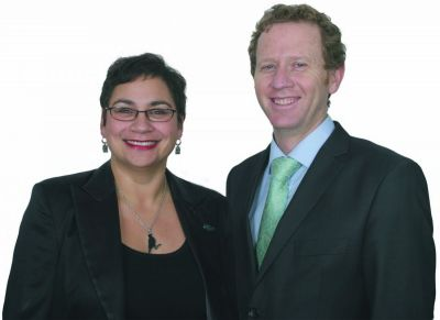 Metiria_Turei_and_Russel_Norman