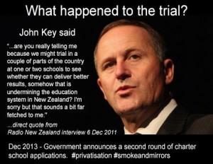 Charter Schools Trial