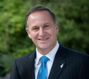Prime Minister, John Key.