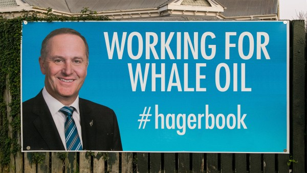 Working for Whale Oil