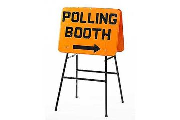 election-polling-booth
