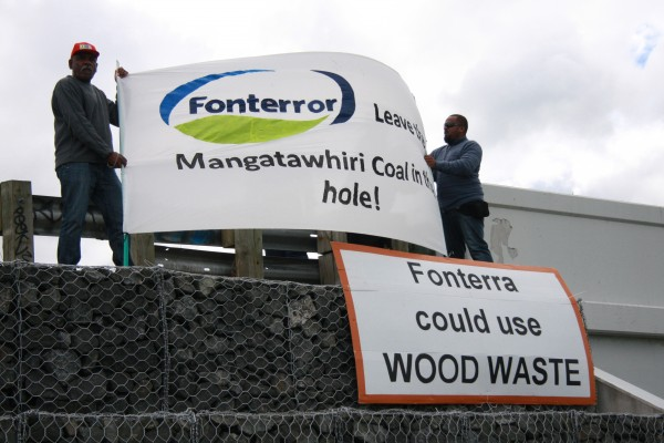 Fonterra Could Use Woodwaste