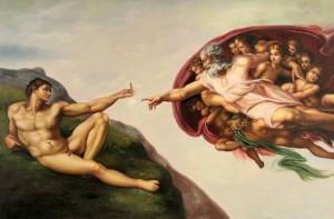 Adam rejects god