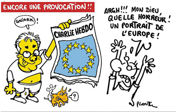 Plantu - Charlie-Hebdo-Europe- another provocation 560wide