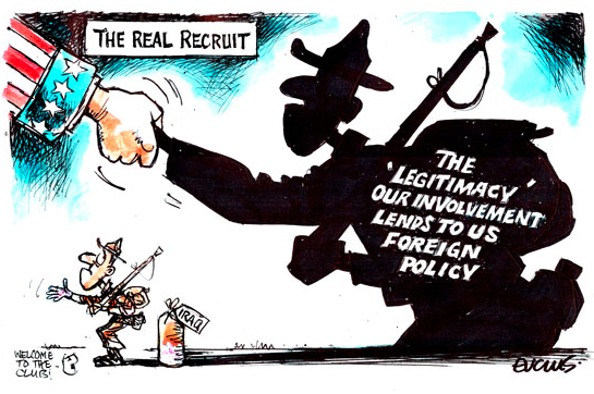 Our Independent Foreign Policy « The Daily Blog
