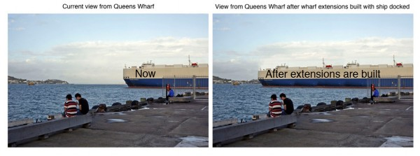 Bledisloe-Wharf-Extension-Comparison