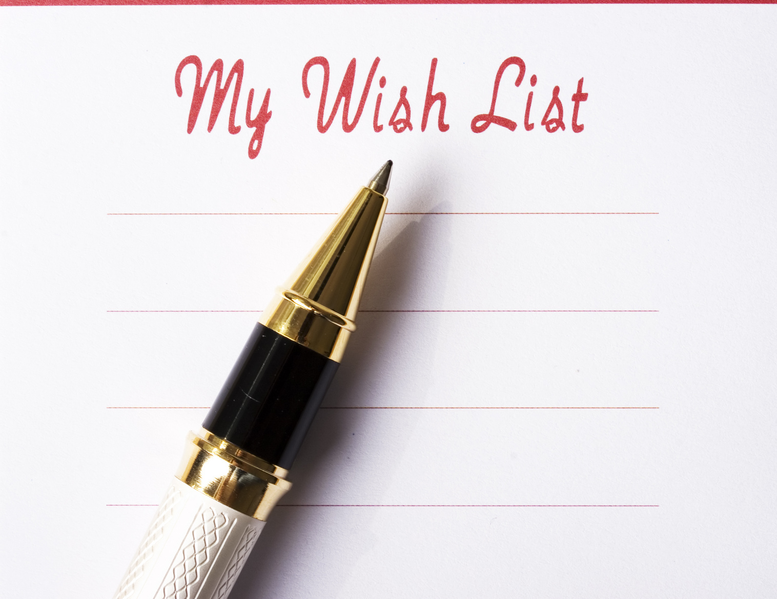 A little education wish list the daily blog for Home wish list