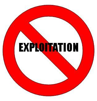 NoExploitationGraphic