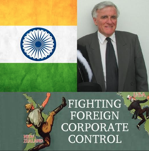 On Indian Independence, The TPPA, And My Dad's Birthday
