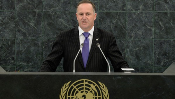 John-Key-addresses-UN-getty