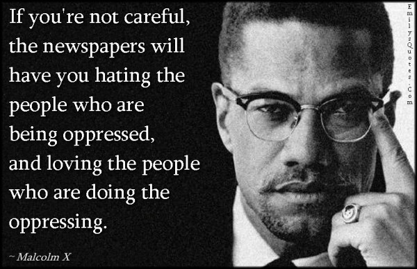 Malcolm-X-newspaper-quote