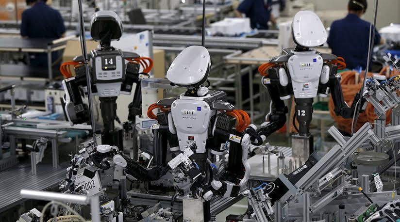 RQ-HUNO Robotic Humanoid Kit (Assembly Kit) at MG Super ...  |Humanoid Robot Assembly