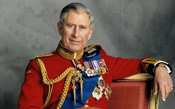 Official portrait to mark the 60th Birthday of Prince Charles - 14 Nov 2008...Mandatory Credit: Photo by REX (818803a)  Prince Charles, The Prince of Wales  Official portrait to mark the 60th Birthday of Prince Charles - 14 Nov 2008