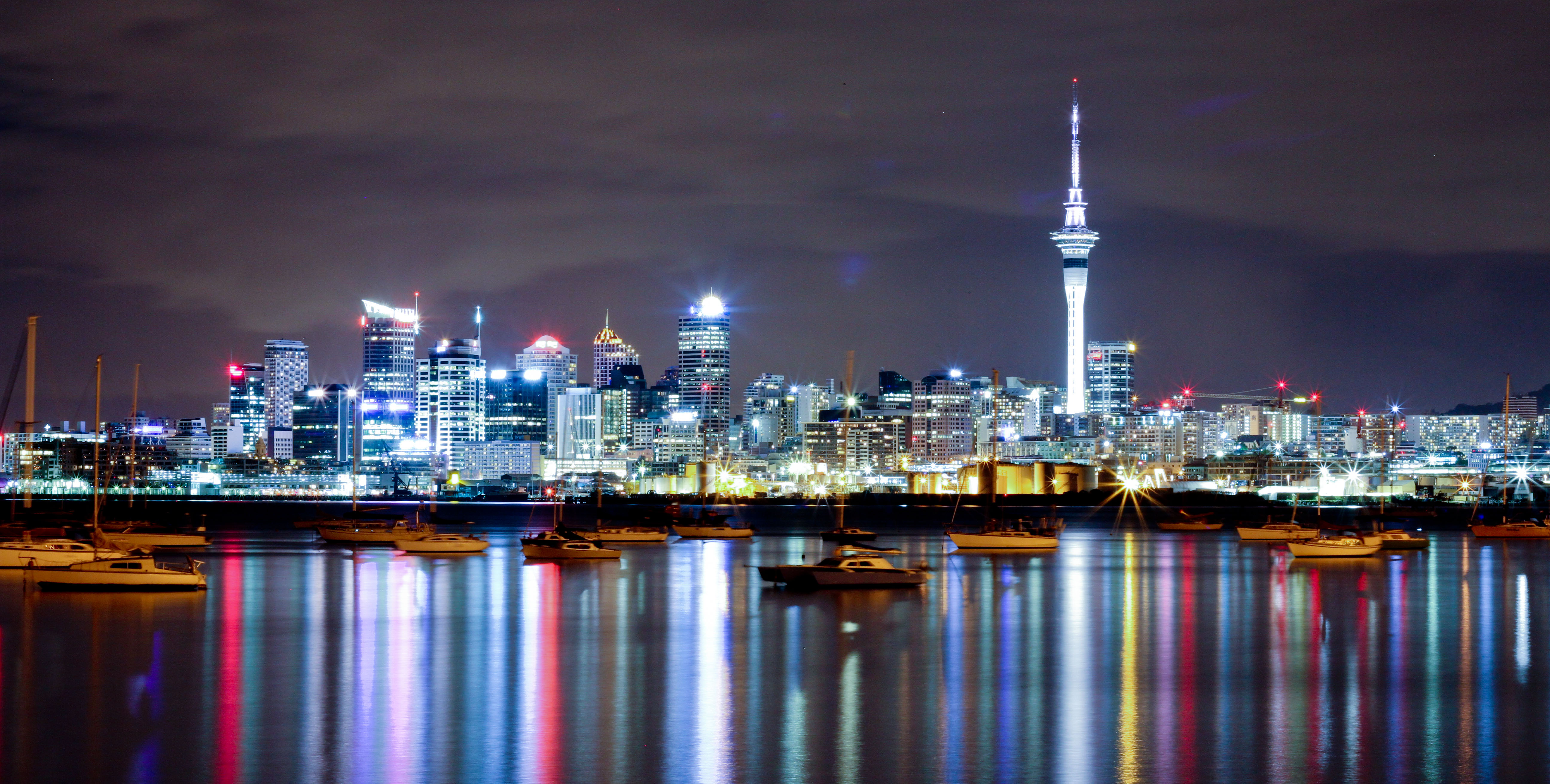 What is the date and time in Auckland