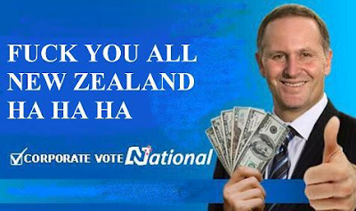 Image result for john key evil donkey