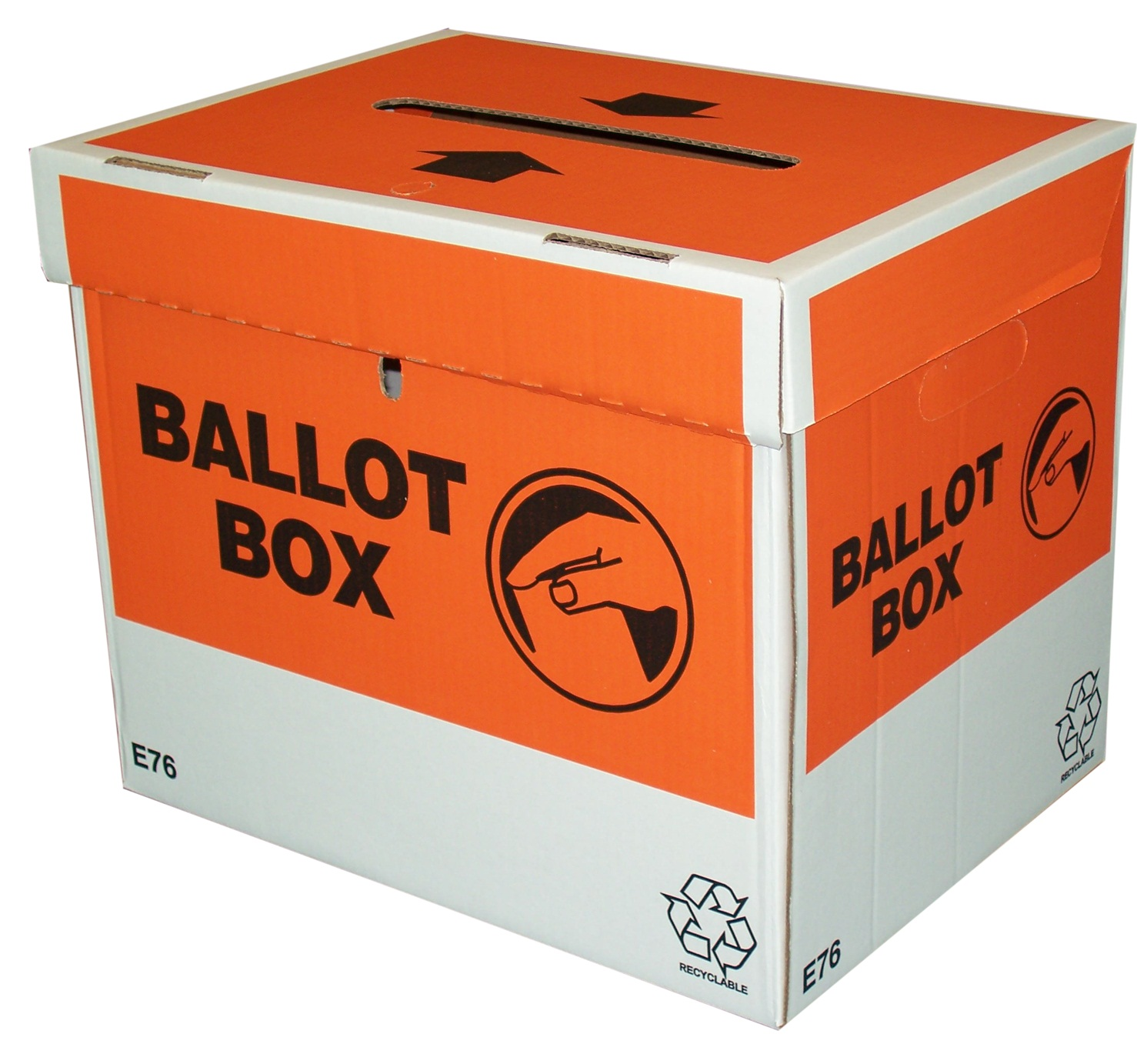 Image result for ballot box nz electoral commission