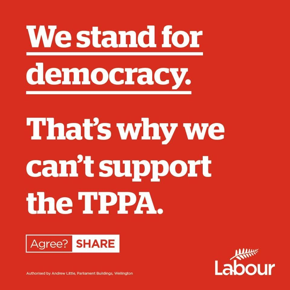 Image result for tppa walk away labour party