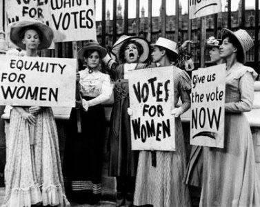 Dr Liz Gordon: The right for women to stand for Parliament | The Daily Blog