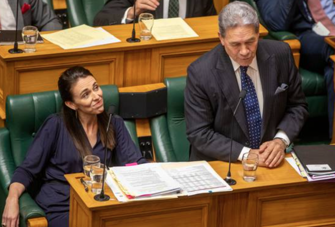 Andrew Geddis leads the NZ First backdown and the real solution to kicking out corporate interests in politics is public funding | The Daily Blog